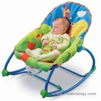 jual Fisher Price Infant to Toddler Bayi Bouncer Rocker Kursi Goyang Bayi
