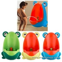 jual Frog Boy Potty Trainer Pispot Training Anak Cowo