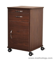 jual Full Closed Bedside Cabinet AG-BC022 Aegean