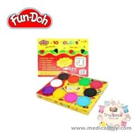 jual Fun Doh 10 Colors