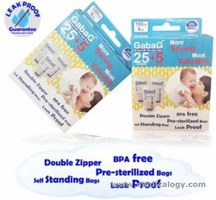 jual Gabag Breastmilk - Storage Bags