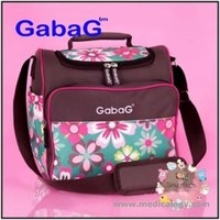 jual Gabag cooler bag - flowers