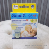 jual GabaG kantong ASI  Newborn 100ml Breastmilk Breast milk bag plastik