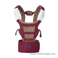 jual Gendongan Bayi Baby Safe Baby Carrier Hip Seat Red