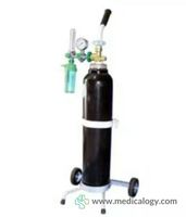 jual GENERAL CARE Regulator Tabung Oksigen 1m3+ Trolly SET
