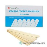 jual GENERAL CARE Spatel Kayu/ Wooden Tongue 50ea