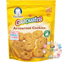 jual Gerber Arrowroot Cookies