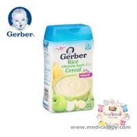Gerber RIce and Banana Apple Baby Cereal 8 oz