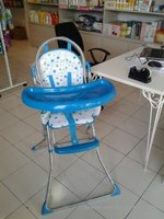 jual GRACO TEA TIME HighcHair Aztec Stylish KURSI TINGGI Makan BALITA