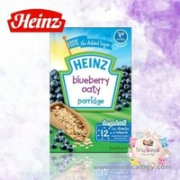 jual Heinz Cereal Blueberry Porridge Breakfast
