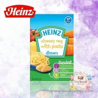jual Heinz Cereal CHEESY VEG With PASTA