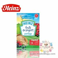 jual Heinz Cereal FRUIT and YOGURT PORRIDGE