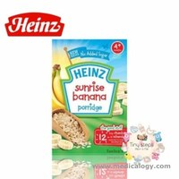 jual Heinz SUNRISE Banana PORRIDGE