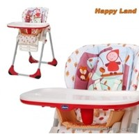 jual High Chair Chicco Polly 2 In 1 Happy Land