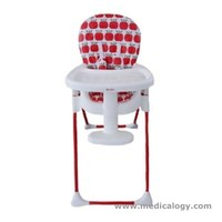 jual High Chair Cocolatte Cl 580 Motif Red Apple