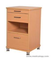 jual Hollow Type Bedside Cabinet AG-BC023 Aegean