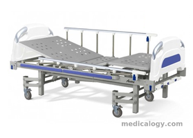 jual Hospital Bed 3 Crank Manual Acare HCB-M0032