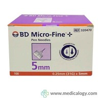 jual Jarum Insulin BD Micro Fine 5 mm