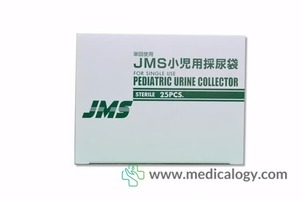 jual JMS Pediatric Urine Collector