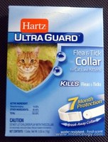 jual Kalung Kutu/Hartz Ultra Guard For Cats And Kittens White 804831