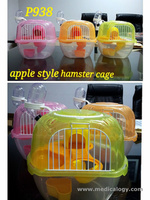 jual Kandang Hamster Apple Style Hamster Cage A-P938
