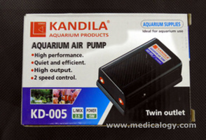 jual Kandila Aquarium Air Pump KD-005