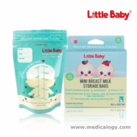 jual Kantong ASI  Little Bayi Mini Breast Milk Storage Bags 120ml Newborn
