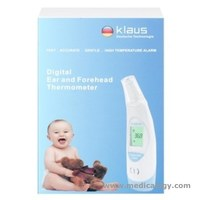 jual Klaus Digital Ear and forehead Thermometer Alat Pengukur Suhu Tubuh