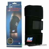 jual Knee Support Closed Patella with Velcro LP-756