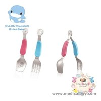jual Kuku DuckBill Take Apart Spoon + fork Tongs