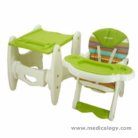 jual Kursi Makan Bayi MAMALOVE Mama Love 2 in 1 Bayi Toddler High Chair
