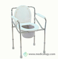 jual Kursi Toilet (Non Roda) Commode Sella KY894