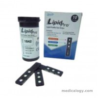 Lipid Pro Strip Cek Lipid