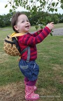 jual Little Life Giraffe Backpack