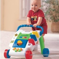 jual Little Tike Wide Tracker Activity Walker ( 6 M + )