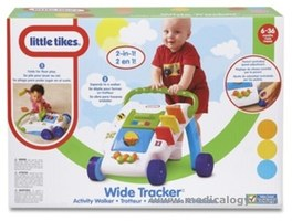 jual Littletikes Wide Tracker Activity Walker - Alat Bantu Jalan Bayi
