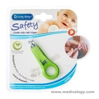 jual Lucky Baby limber grip nail clipper gunting kuku Bayi Safe for Baby