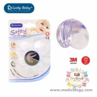 jual Lucky Baby Safety Round Table Corner Cushion 4pcs