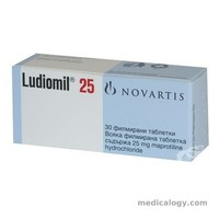 jual Ludiomil 5 mg Tablet per Box
