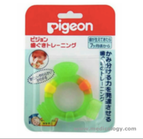 jual Mainan Gigitan Bayi PIGEON Original Step 2 Bayi Teether for 7m+