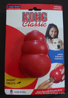 jual Mainan/Kong Classic Large Up To 30 - 65 Lbs (13 - 30 Kg) LS-T1