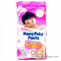 jual Mamy Poko Pants Girl L 28
