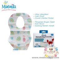 jual Marveila Disposable Bibs