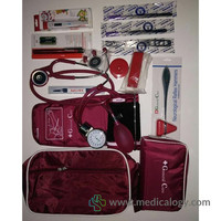 jual  Medical Kit A General Care Merah Maroon