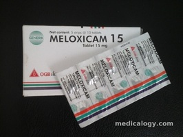 jual Meloxicam 15 mg per Box