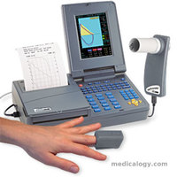 Mir Spirolab III Oxy with PC Software & SpO2 Pulse Oximeter