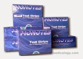 jual Mono Rapid Test HBsAb 50 Strip/Box