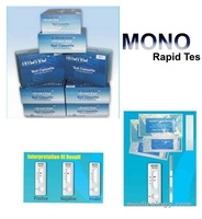 jual Mono Rapid Test Malaria PF/PV 25 Card/Box