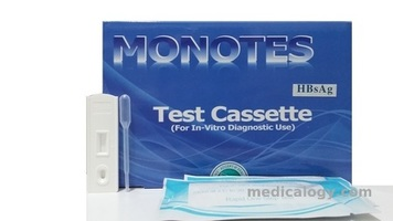 Mono Rapid Test Syphilis 25 Card/Box