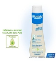 jual Mustela Bebe Baby Shampoo Gentle ON Baby'S Scalp from Birth ON